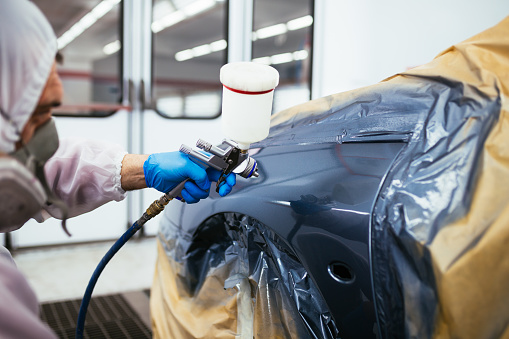 Auto Body Technician - Auto Body Repair Shops Santa Rosa